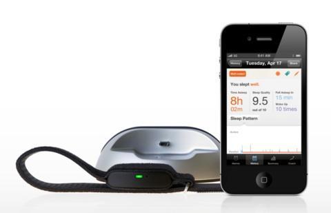 LARK - LARK Sleep Sensor + Alarm clock