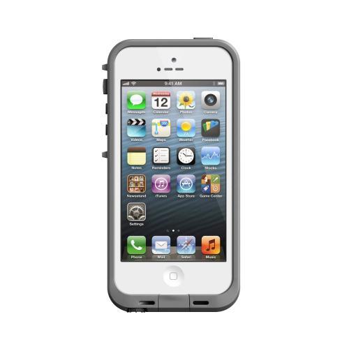 Lifeproof iPhone 5/5S/5SE nuud Case - White