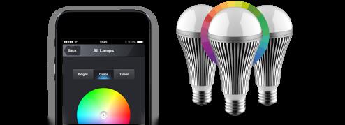 Nikkei - Luxxus Starter Pack (gateway +3 lâmpadas)