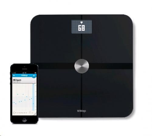 Withings - Balança Smart Body Analyzer (black)