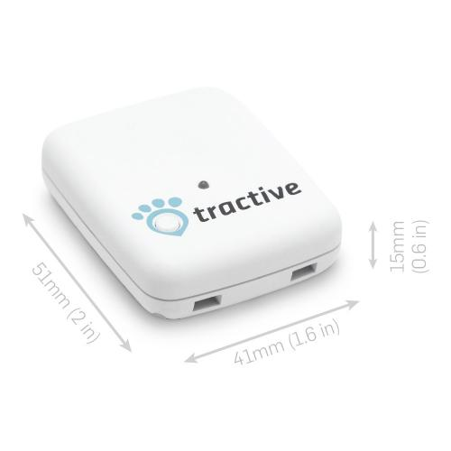 tractive - GPS Pet Tracking Device