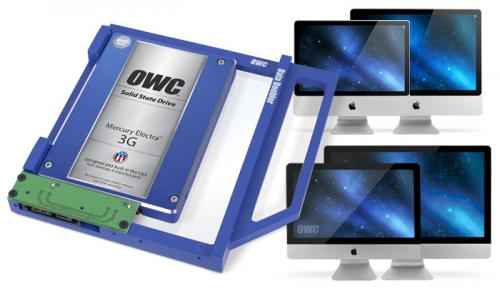 OWC - Data Doubler (iMac 2009-2011) + Tools