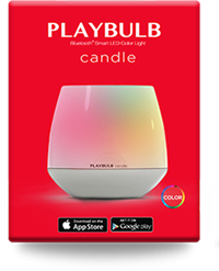 Mipow - PlayBulb candle
