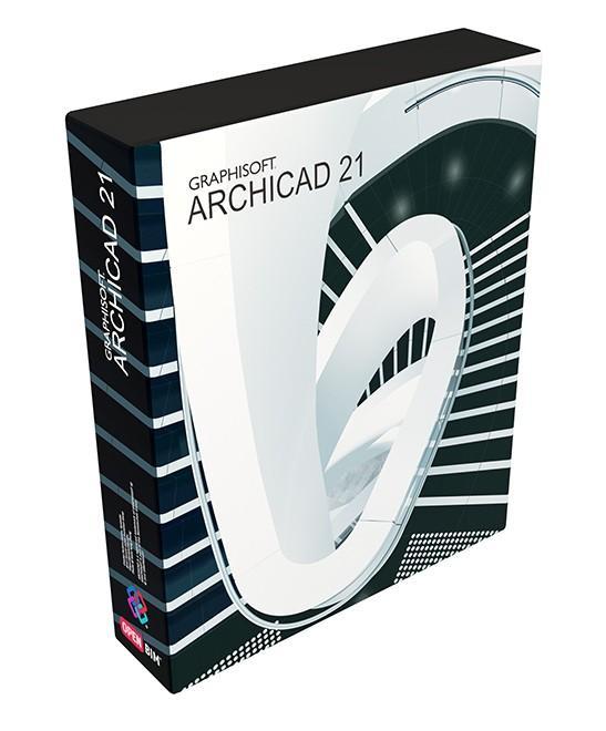 Graphisoft - ArchiCAD 21 - Net2 licenses (com contrato)