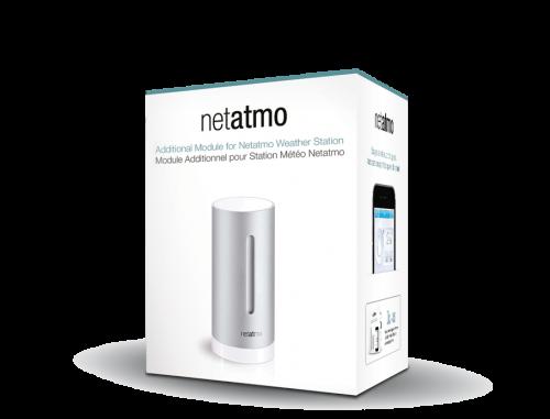 netatmo - Weather Station Indoor additional module