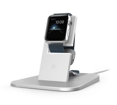 twelve south - HiRise for Apple Watch (silver)