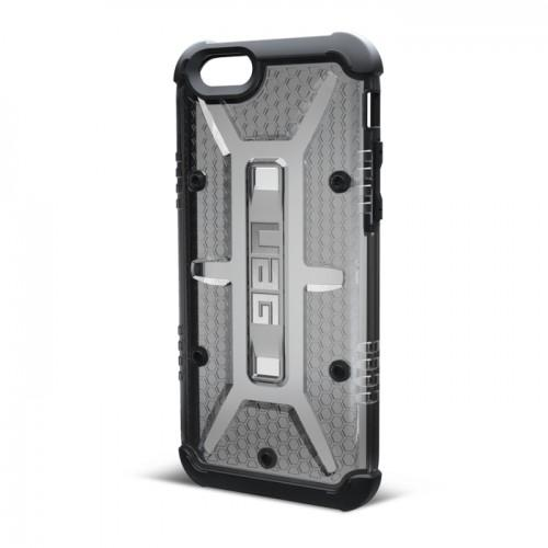 Urban Armor Gear iPhone 6/6S Plus (5.5 Screen) Composite Case-Ash/Black