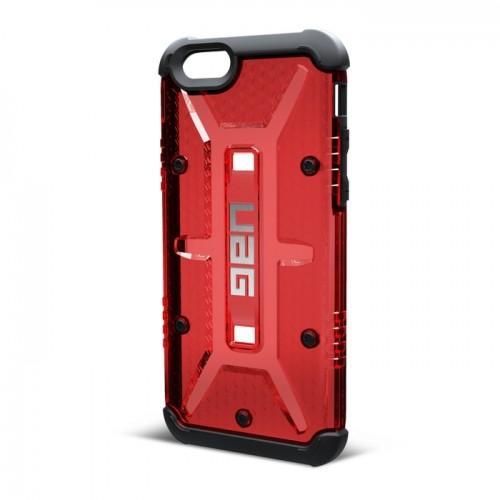 Urban Armor Gear iPhone 6/6S Plus (5.5 Screen) Composite Case-Magma/Black
