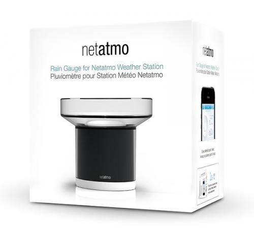 netatmo - Weather Station Rain Gauge