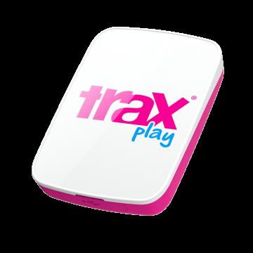 trax - traxPlay GPS Tracker (pink)
