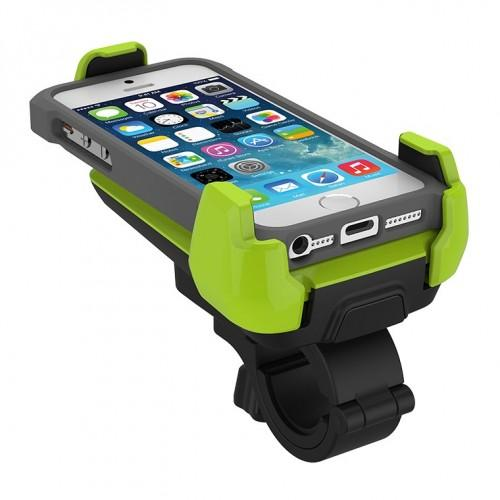 iOttie Active Edge Bike & Bar Mount - Electric Lime