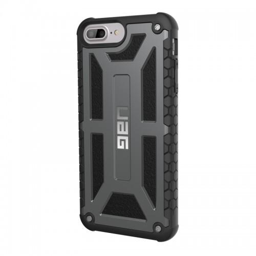 Urban Armor Gear iPhone 6/7/8 Plus (5.5 Screen) Monarch Case-Graphite/Black