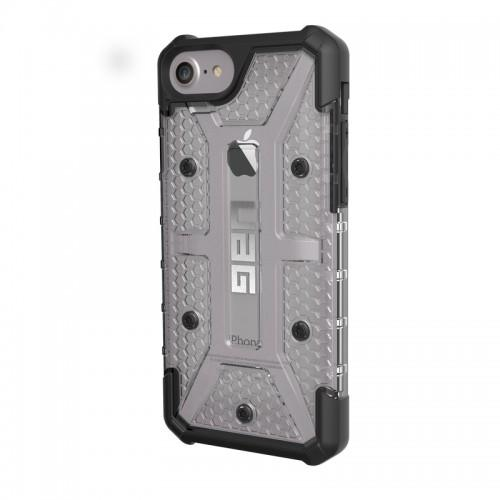 Urban Armor Gear iPhone 6/7/8 Plus (5.5 Screen) Plasma Case-Ice/Black