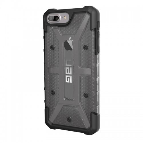 Urban Armor Gear iPhone 6/7/8 Plus (5.5 Screen) Plasma Case-Ash/Black