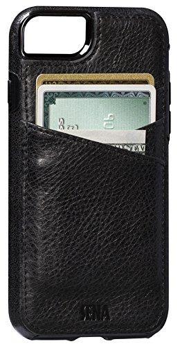 Sena iPhone 7 Plus Lugano Wallet - Black