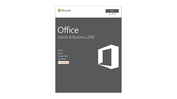 Microsoft - Office Home & Business 2016 Mac (PT)