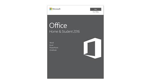 Microsoft - Office Home & Student 2016 Mac (Inglês)