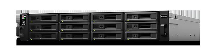 SYNOLOGY Servidor de rede RackStation RS18017xs+