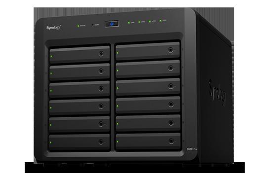 SYNOLOGY Servidor de rede RackStation DS3617xs