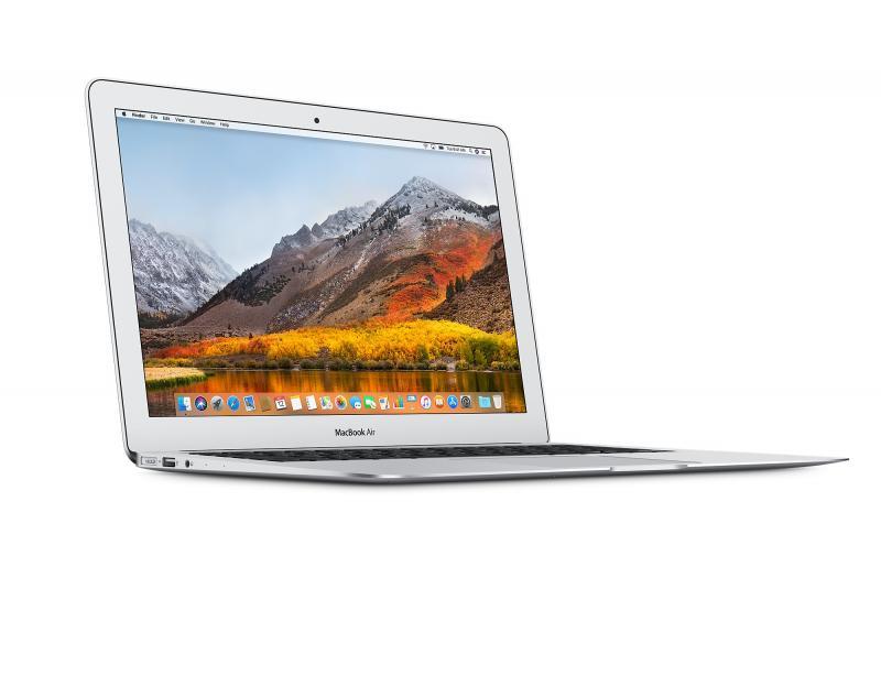 MacBook Air 13-inch: 1.8GHz dual-core Intel Core i5, 256GB