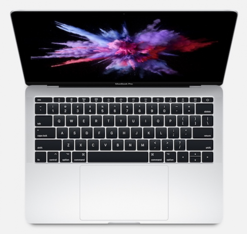 MacBook Pro 13': 2.3GHz dual-core i5, 256GB - Silver