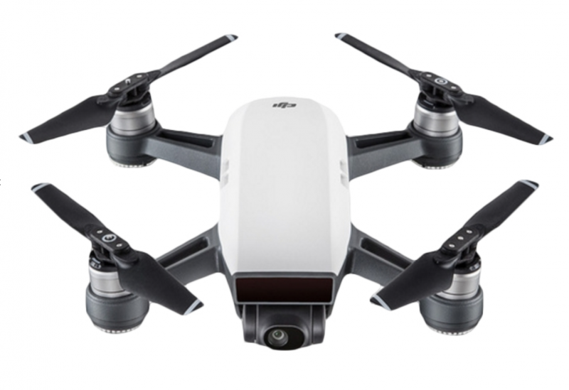 Drone DJI Spark 1080p FHD Branco