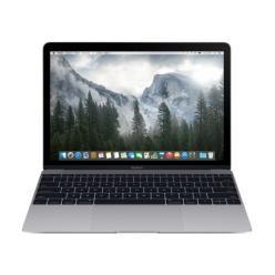 MacBook 12': 1.2GHz dual-core Intel Core m3, 256GB - Space Grey