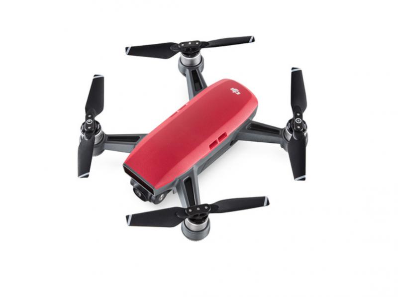 Drone DJI Spark 1080p FHD Roxo
