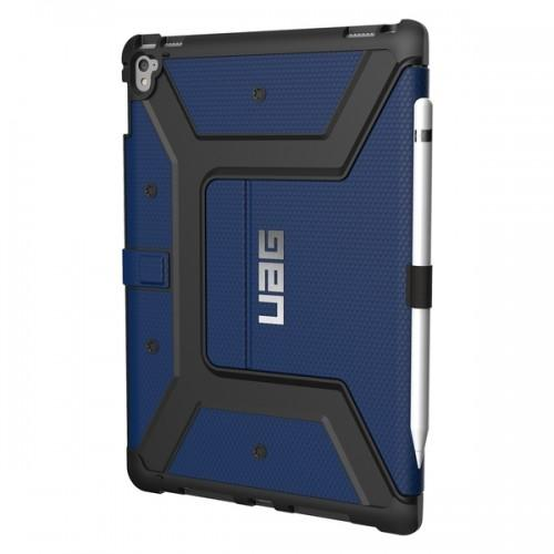 Urban Armor Gear iPad Pro/Air 10.5' Metropolis Case-Cobalt/Silver