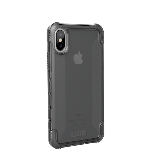 Urban Armor Gear iPhone X Plyo Case- Ash