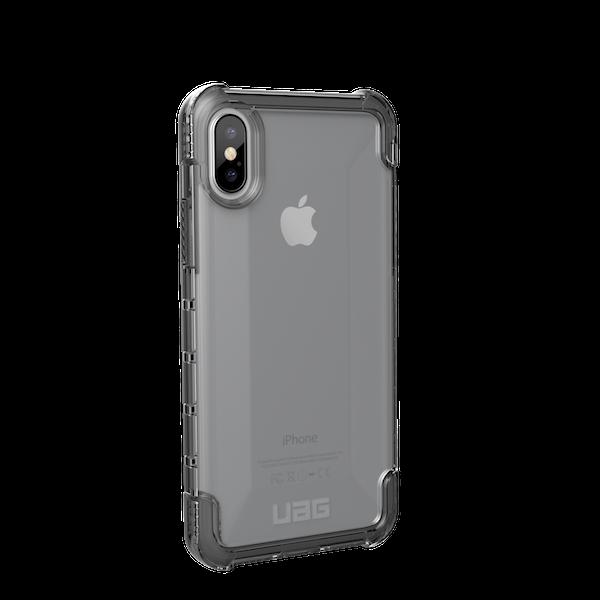 Urban Armor Gear iPhone X Plyo Case- Ice