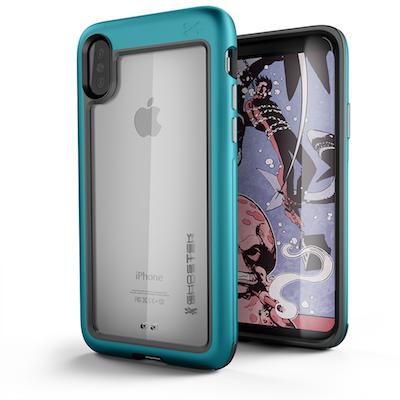 Ghostek Atomic Slim Apple iPhone X Teal