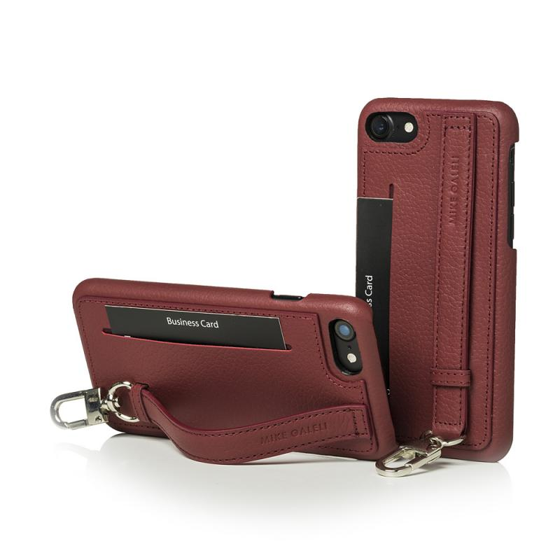 Mike Galeli Back Case JESSE for iPhone 8/7 Plum