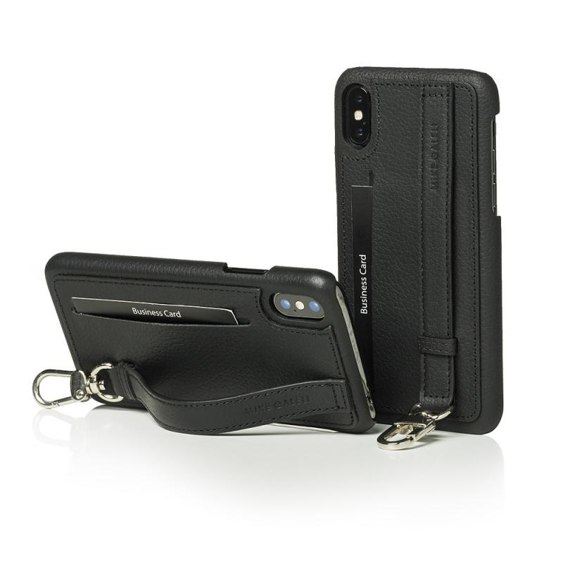 Mike Galeli Back Case JESSE for iPhone X Black