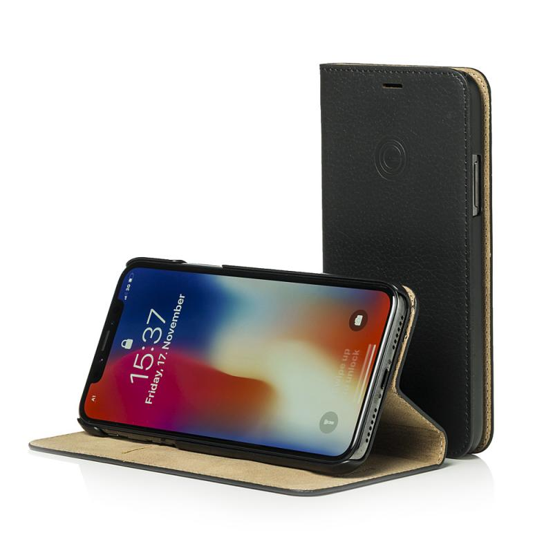 Mike Galeli Book Case MARC for iPhone X Black