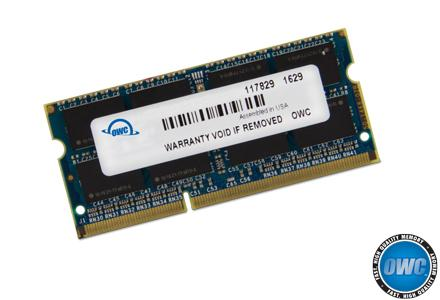 OWC - 16.0GB DDR3 1867MHZ PC3-14900 module w/Lifetime Warranty