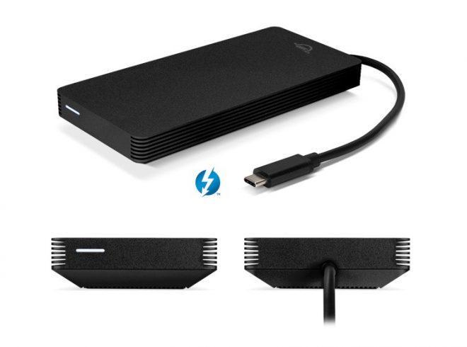 OWC Envoy Pro EX Thunderbolt 3 SSD 250GBB