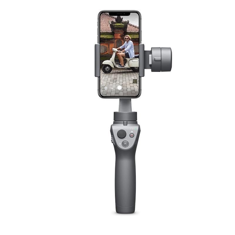 DJI Osmo Mobile 2 Gimbal para iPhone