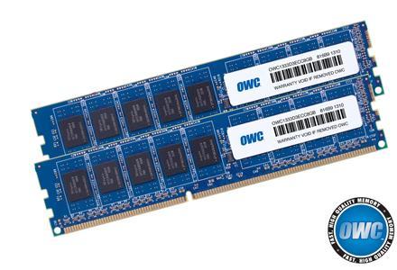 16GB KIT (2X8GB) DDR3 ECC PC10600 1333MHz SDRAM Mac Pro
