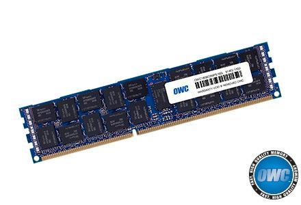 OWC - 32GB PC3-14900 DDR3 ECC Registered 1866MHz 240 Pin