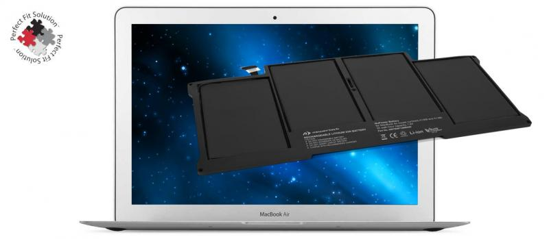 Battery MacBook Air 13' 2010 - 2015 + Tools