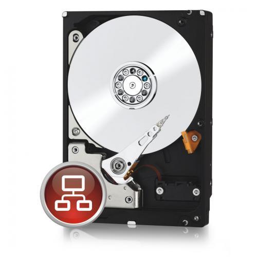 HDD 2TB WD RED PRO 64mb cache 7200 rpm SATA 6gb/s 3.5'