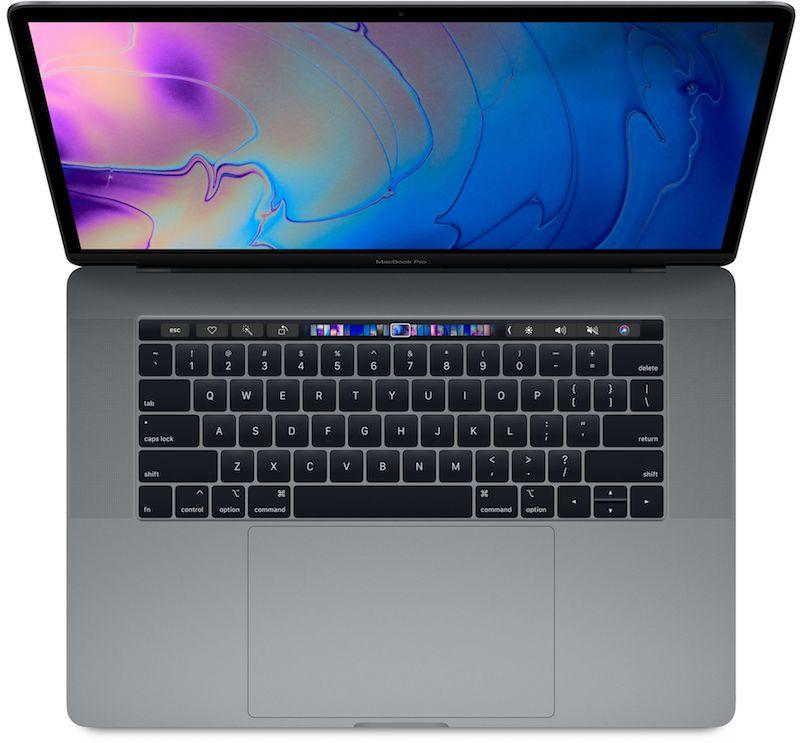 MacBook Pro 15' Touch Bar i7 2.2GHz 16Gb 256GB - Cinzento sideral