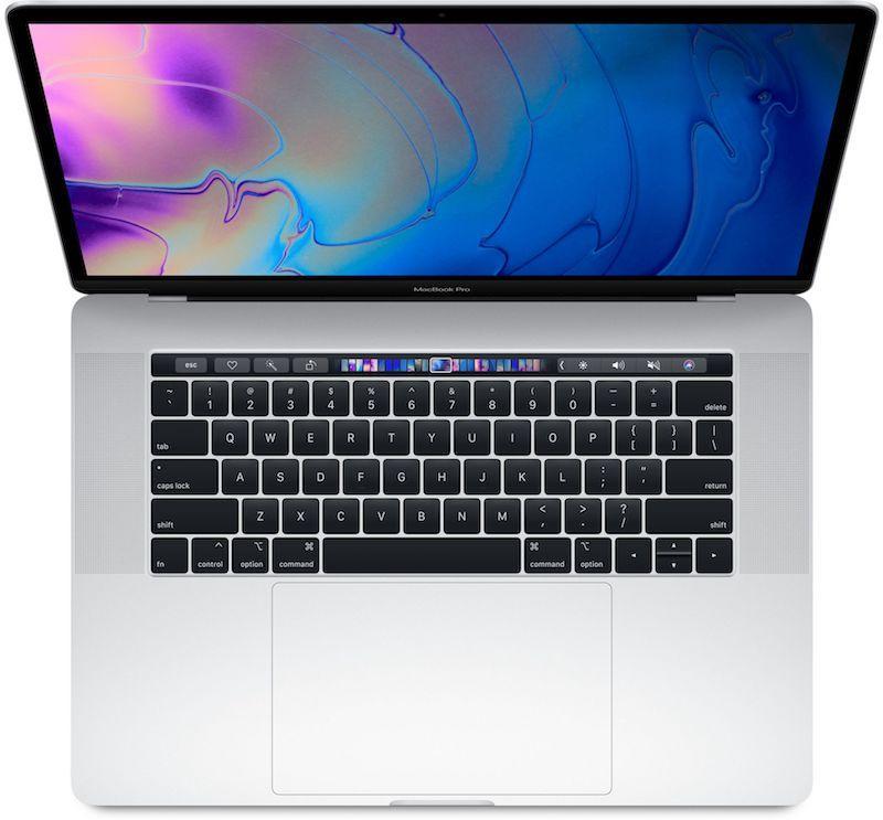MacBook Pro 15' Touch Bar i7 2.2GHz 16Gb 256GB - Prateado