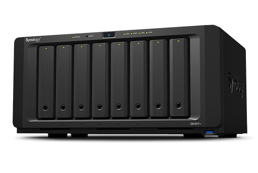 SYNOLOGY Servidor de rede DiskStation DS1819+