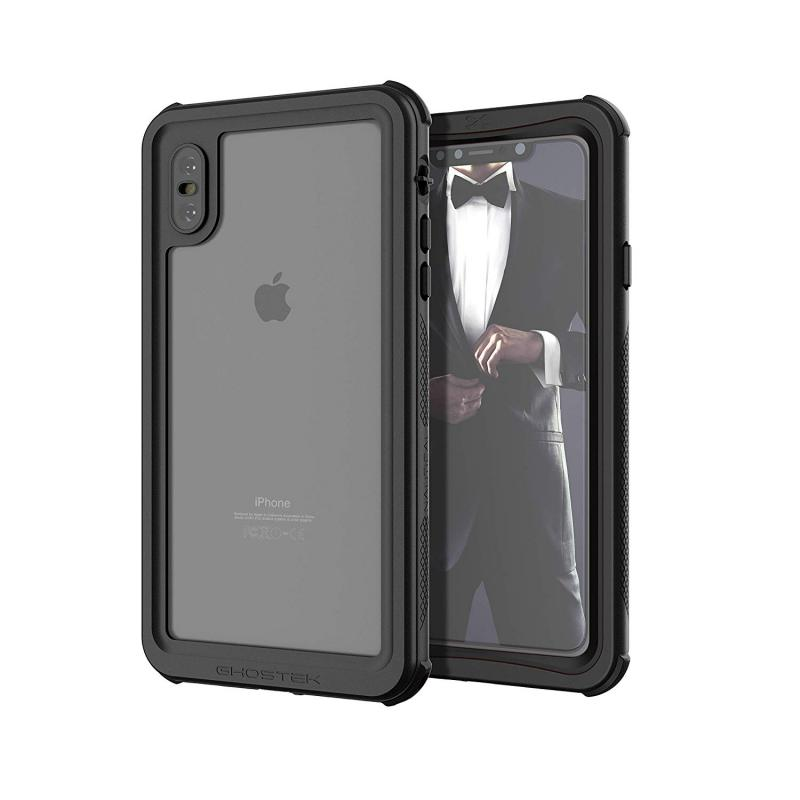 Ghostek NAUTICAL 2 for Apple iPhone XS - Black