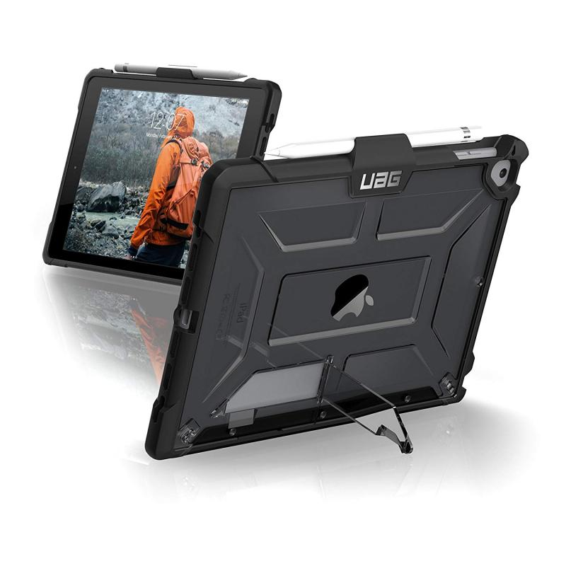 Urban Armor Gear iPad (9.7screen) Plasma Case-Ash/Black