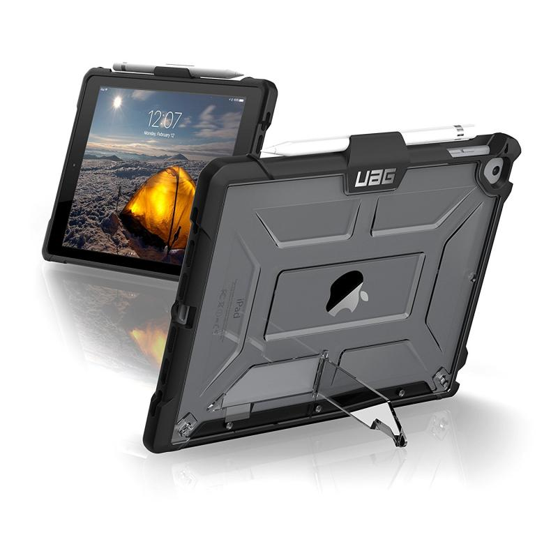 Urban Armor Gear iPad (9.7screen) Plasma Case-Ice/Black
