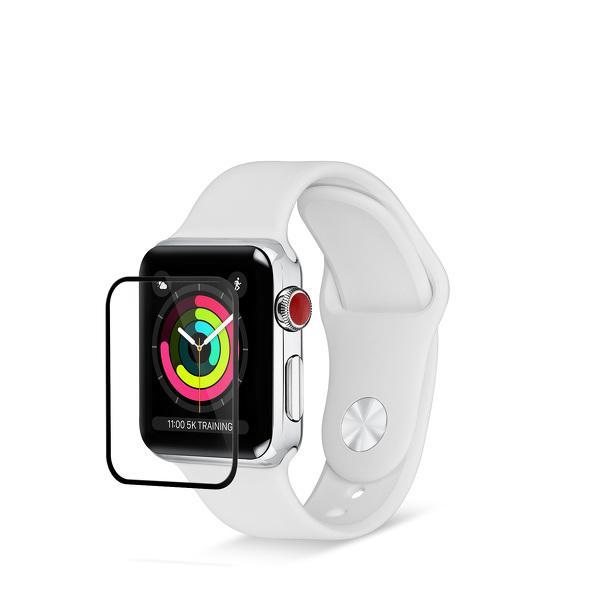 Artwizz - CurvedDisplay Glass Apple Watch 38mm