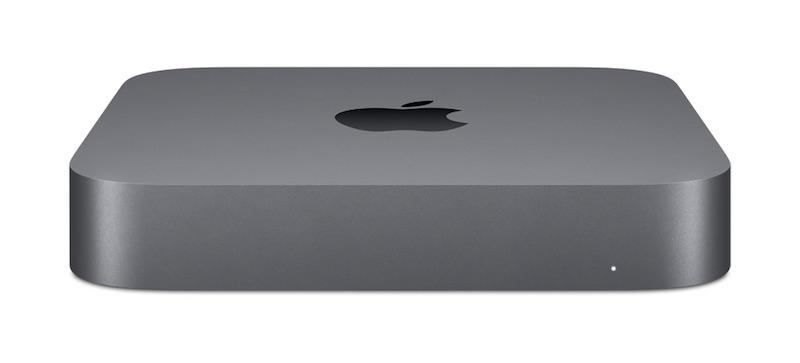 Mac mini  Intel Core i5 6?core a 3 GHz de 8.ª geração processor, 512GB